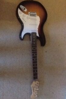 Livingstone Beginners electric guitar Warwick Southern Downs Preview