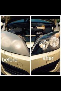 Mobile headlight restoration Guildford Parramatta Area Preview