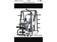 Maxxus multi gym