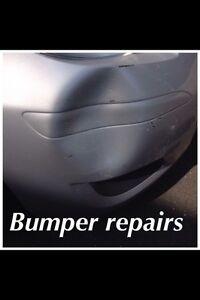Bumper bar repairs - mobile service Guildford Parramatta Area Preview