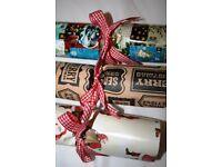 Handmade Christmas Cracker Craft Workshop
