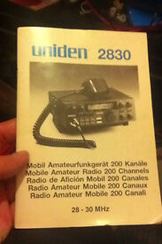 various cb radios