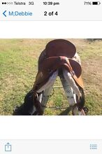 Drover saddle South Burnett Area Preview