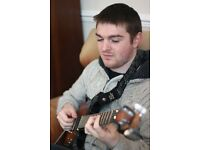 Guitar Tuition from a friendly experienced Tutor!