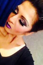 **Christmas special offers for hair and makeup*