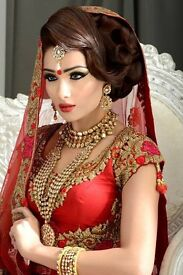 Pro Bridal Makeup Artist Trained by LUBNA RAFIQ