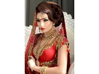PRO MAKEUP ARTIST TRAINED BY LUBNA RAFIQ