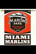 Florida Marlins Flag