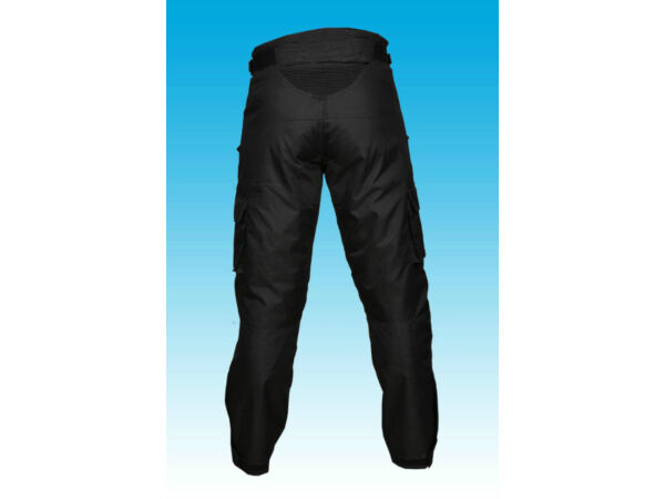 Men's Motorcycle Motorbike Waterproof Trousers Pants Armour Protect Ilford Picture 2