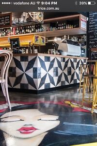 Cafe with small bar licence for 70 inside and 40 outside Adelaide CBD Adelaide City Preview