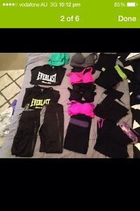 Womens fitness clothing size 12-14 Banksia Grove Wanneroo Area Preview