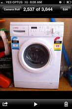Bosch  front loader washer excellent condition Beecroft Hornsby Area Preview