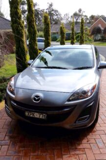 Mazda 3 SP25 Auto 2010 with luxury pack  Lysterfield Yarra Ranges Preview