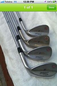 Titleist vokey wedges Manly Manly Area Preview