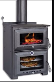 Scandia wood stove oven heater Upper Caboolture Caboolture Area Preview