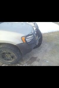Push bar came off 2004 ford escape