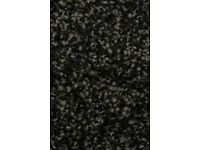 Carpet 6m by 4m black with grey