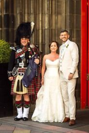 GD Bagpiping - Professional Pipers for hire