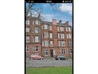 1 bed tenement flat to rent in Thornwood, Glasgow