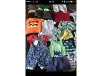 Boys summer bundle 3-6 months vgc