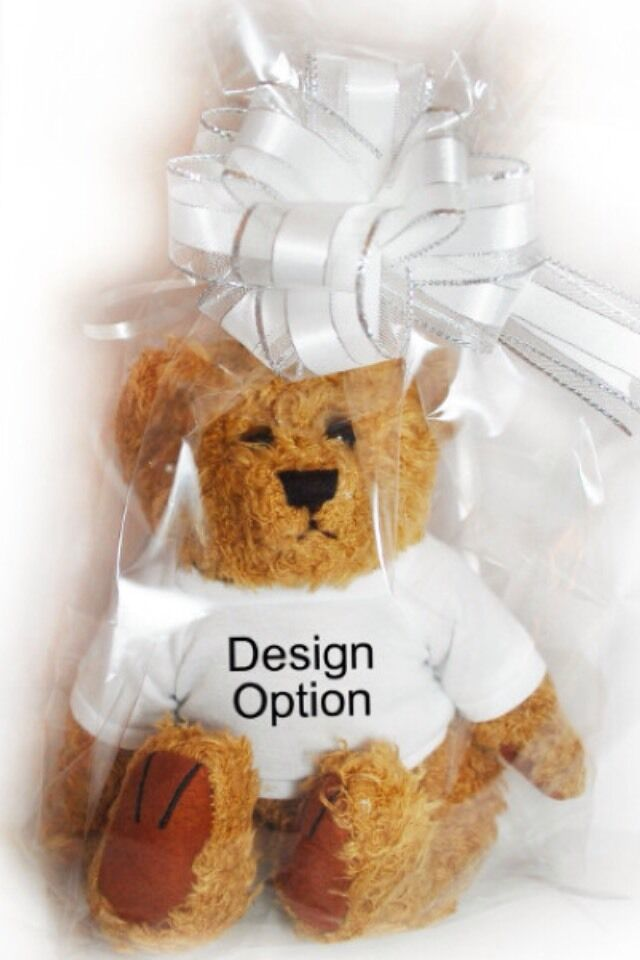 Personalized teddy