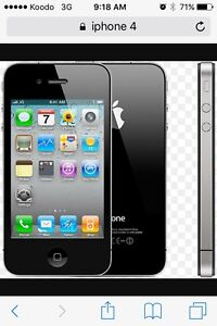 16g iphone 4  bell / virgin