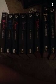 Set of books for sale - house of night