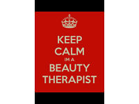 Beauty Therapist Position
