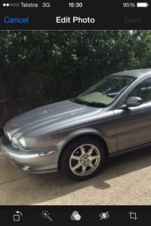 Jaguar x type sedan ** one owner ! Low K's!! **