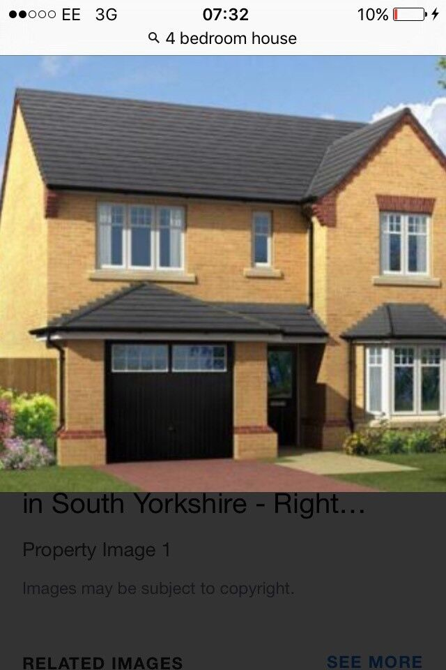 Looking for 3-4 bed house