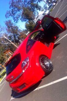 URGENT SALE - Holden Astra SRI Turbo Plumpton Blacktown Area Preview