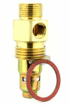 78 X 12 Check Valve For A Campbell Hausfeld Air Compressor Brass New