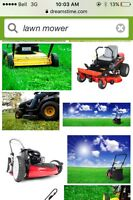 Lawnmower Service and Repair FREE Pick up and Delivery