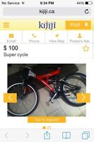 Super cycle 21 speed
