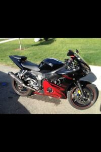 2003 Yamaha R6 Raven Limited Edition