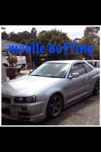 Mobile car buffing polishing Guildford Parramatta Area Preview
