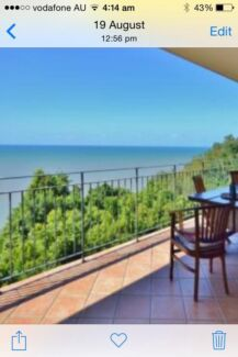 Luxury beach front furnished apt Trinity Beach Cairns City Preview