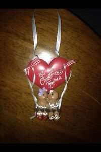 Christmas Ornament and Engraved Key