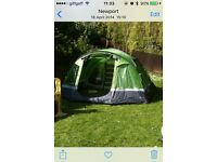Hi gear voyager elite 6 family tent