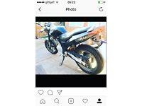 Sinnis steal 125 cc motorbike