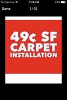 CARPET BLACK FRIDAY PRICES $ 1.99 CALL TEXT 416 625 2914