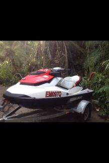 Seadoo jet ski 3 seater  Trinity Park Cairns Area Preview