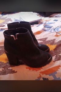 Ladies size 10 booties