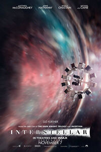 INTERSTELLAR…  The most overrated film of the year?