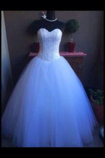 Deb or wedding sequence dress