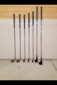 GOLF CLUBS (used) and COVERS (new) Melville Melville Area Preview