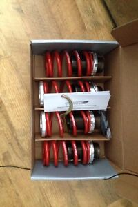 Rsx adjustable  coilover sleeves
