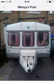 A nice caravan
