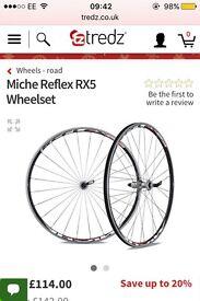 Miche rx5 reflex wheels