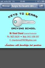 Driving lesson Preston Casula Liverpool Area Preview